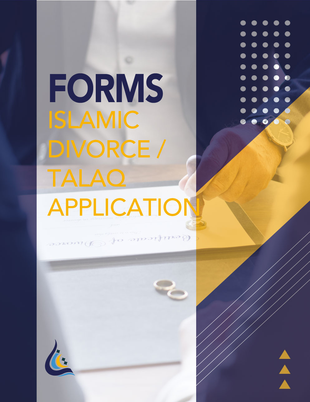 Islamic Divorce / Talaq Application Form Download