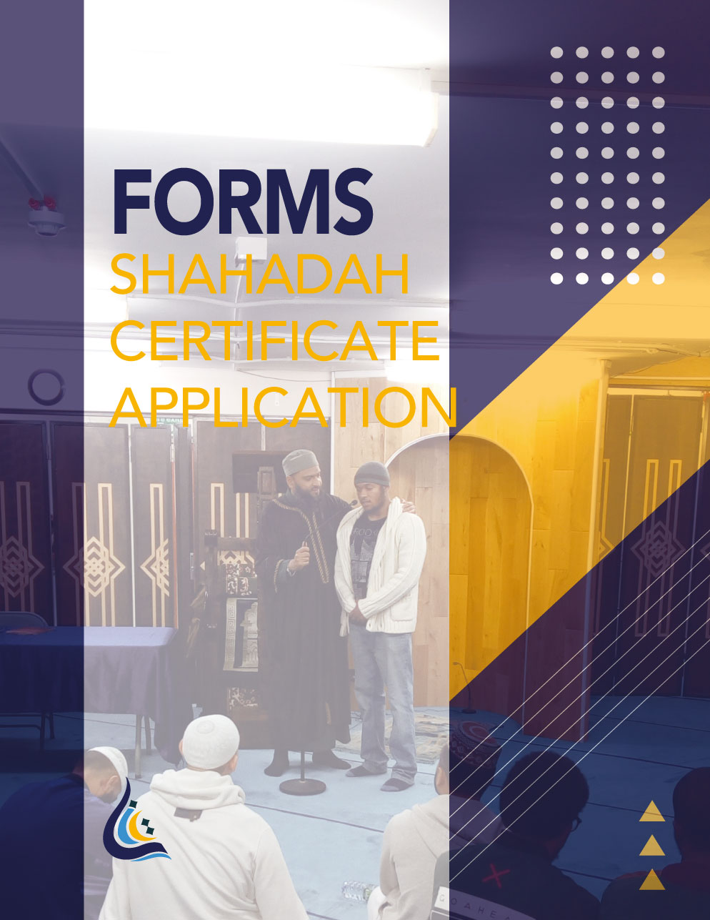 Shahadah Certificate Application Form Download
