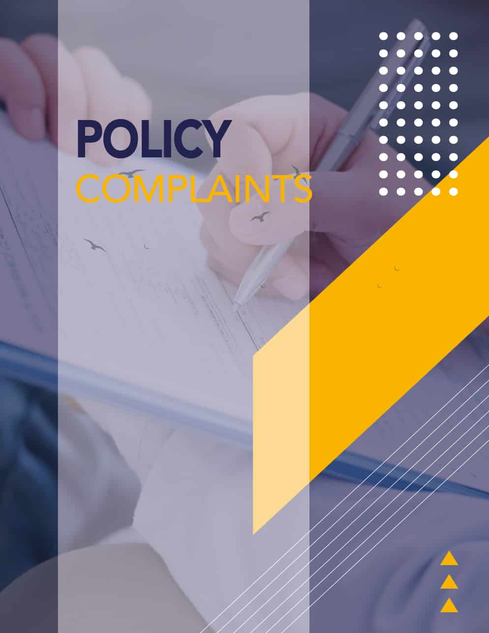 LIC Complaints Policy Download
